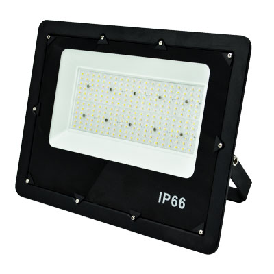 asymmetric led flood light