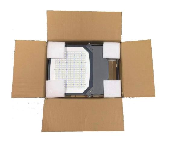 floodlight carton packing